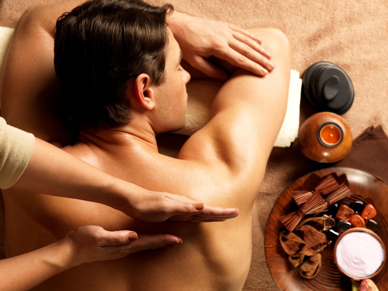 интим массаж в астане
